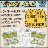 Force Science Comic
