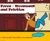 Force - Friction and Movement - A Third Grade Review