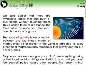 Force: Gravity - PC Gr. 5-8