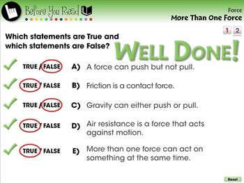 Force: More Than One Force - MAC Gr. 5-8