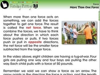 Force: More Than One Force - PC Gr. 5-8
