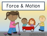 Force & Motion Activities