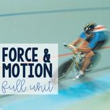 Force & Motion - Activity Bundle