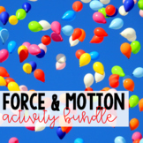 Force & Motion - Activity Bundle