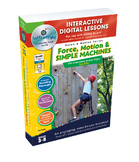 Force & Motion BIG BOX - NOTEBOOK Gr. 5-8