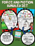 Force & Motion AND Force and Motion For The Holidays-{BUNDLED SET}