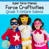 Force & Motion Craftivities and activities