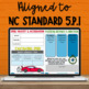Force & Motion Digital Interactive Notebook (NC Sci Standards: 5.P.1.1-5.P.1.4)