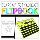 Force & Motion Flipbook