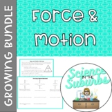 Force & Motion -- Growing Bundle!