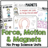 Force, Motion & Magnets