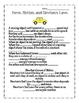 Force, Motion, & Newton's Laws of Motion Worksheet with Answer Key
