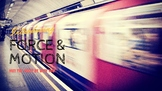 Force & Motion PowerPoint Lesson