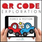 Force & Motion QR Code Exploration