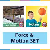Force & Motion SET Gr. 4-7