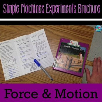 Force & Motion: Simple Machines