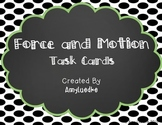 ESL Vocabulary Activities: Force & Motion