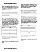 Force & Motion Vocabulary Sheets