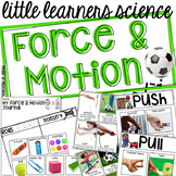 Force & Motion (a study of balls) - Science for Little Learners