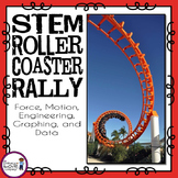 STEM Force and Motion Unit: Roller Coasters
