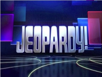 Force, Motion, and Energy Jeopardy