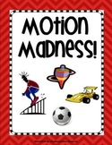 Force, Motion, and Gravity...OH MY! Exploration Stations