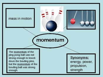 Force, Motion, and Momentum ppt Week 3