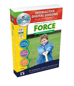 Force - NOTEBOOK Gr. 5-8