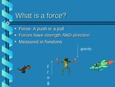 Force Notes - complete and skeletal