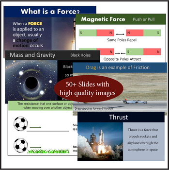 Force PowerPoint Physical Science