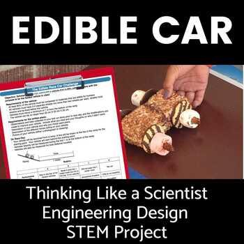 Force STEM project (Edible Car Challenge)