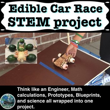 Force STEM project (Edible Car Challenge)