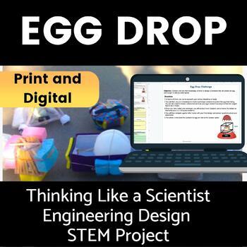 Force STEM project (Egg Drop Challenge)