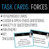 Force Task Cards