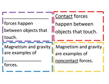 Force and Magnets Quiz, Quiz, Trade Center/Game