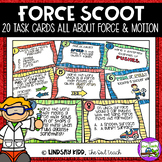 Force Unit:  Force and Motion Task Cards