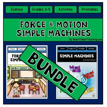 Force and Motion AND Simple Machines