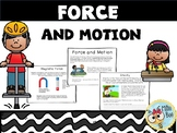 Force and Motion - 2nd Grade Science