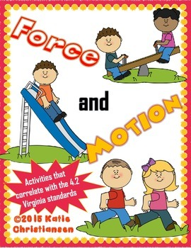 Force and Motion  - 4.2