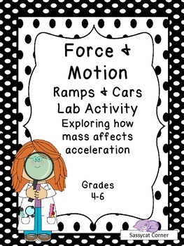 Force and Motion - Acceleration Activity