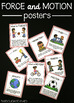 Force and Motion Activity Pack