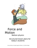 Force and Motion: An Inquiry Approach to Physics