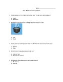 Force and Motion Assessment (Modified for ESL/LS students)