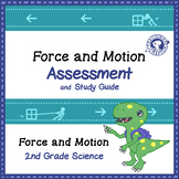 Force and Motion Assessment and Study Guide