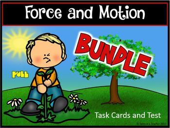 Force and Motion Bundle