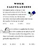Force and Motion Calculation Stations