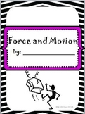 Force and Motion Common Core Pack