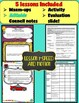 Force and Motion- Digital Interactive Notebook Bundle for Google Drive