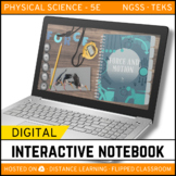 Force and Motion DIGITAL NOTEBOOK - Google Classroom