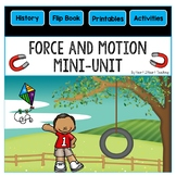 Force and Motion Activities: A Mini-Unit & Flip Book